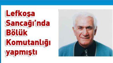 Photo of Gazi İbrahim Davulcu hayatını kaybetti