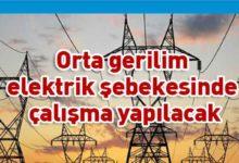 Photo of Birçok bölgede 3 saatlik kesinti yapılacak