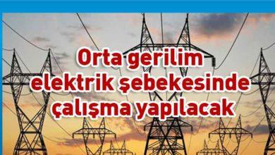 Photo of Ozanköy'de yarın elektrik kesintisi olacak