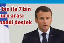 Photo of Macron, otomotiv sektörünü kurtarma planını açıkladı