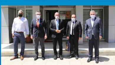 Photo of KÜB'den Milli Eğitim Bakanlığına üst düzey ziyaret