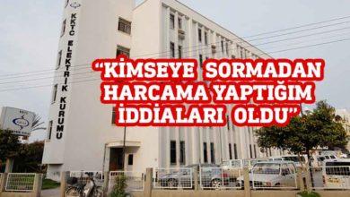 Photo of KIB-TEK Yönetim Kurulu Başkanlığı'ndan istifa eden Onurhan'dan açıklama