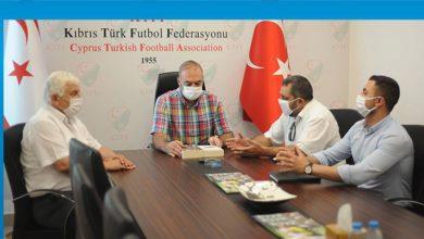 Photo of KKTC'nin DSÖ üyeliği için KTFF'den destek
