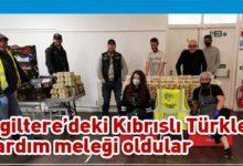 Photo of Kıbrıs Türk Toplum Merkezi, yüzlerce kişiye yardım eli uzattı