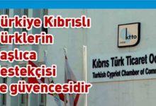 Photo of KTTO İktisadi ve Mali İşbirliği Anlaşması'nın imzalanmasından duyduğu memnuniyeti ifade etti