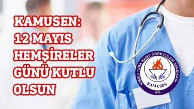 Photo of Kıdrışlıoğlu: Sadece bir gün değil her gün hatırlayalım, teşekkürlerimizi sunalım