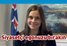 Photo of Salgınla mücadelede örnek gösterilen İzlanda'nın Başbakanı başarının sırrını açıkladı