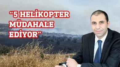 Photo of Özersay: Yangın ODTÜ sınırında durduruldu