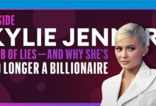 Photo of Kylie Jenner'ın serveti kurmaca çıktı