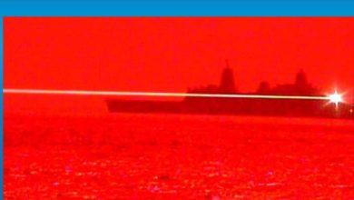 """Photo of ABD'den lazer silahı hamlesi: Uçan insansız hava aracını """"ışık hızıyla"""" yaktı"""