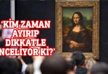 Photo of Distinguin: Mona Lisa tablosunu 50 milyar Euro'ya satalım