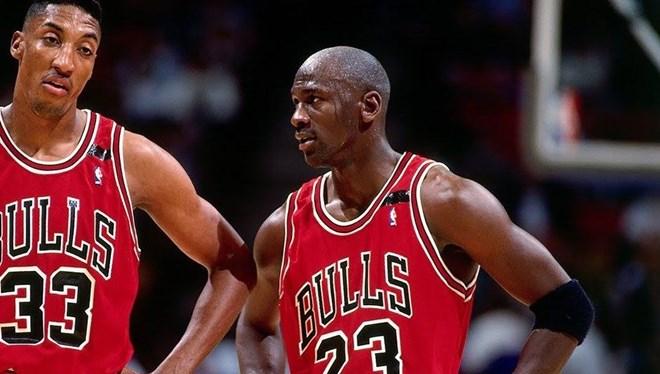 NBAefsanesi Michael Jordan