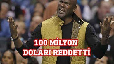 Photo of Michael Jordan 2 saat için 100 milyon doları reddetti