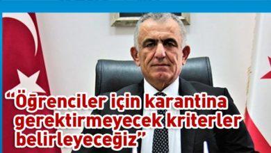 Photo of Çavuşoğlu: Üniversiteler kendi imkanlarıyla yurtlarda konaklama yapabilir