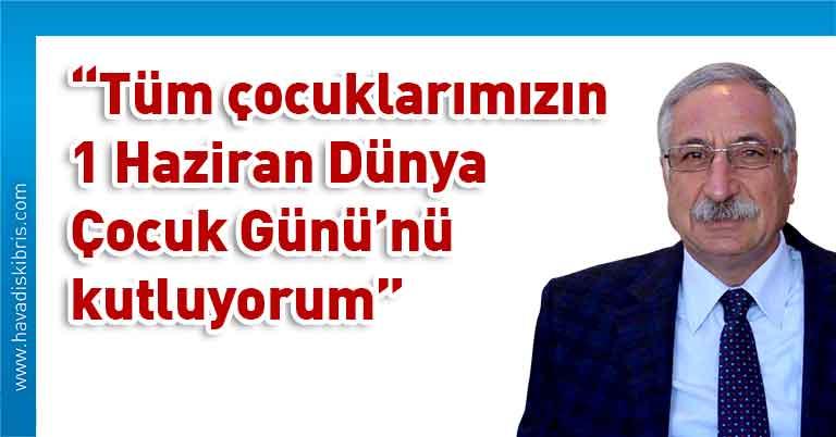 Girne Belediye Başkanı Nidai Güngördü