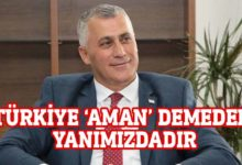 Photo of Amcaoğlu: Mali geleceğimiz için umutluyum