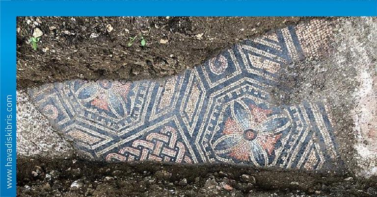 İtalya'da Roma dönemine ait bir villanın zemin mozaikleri keşfedildi. Mozaiklerin milattan sonra 3. yüzyıla ait olduğu düşünülüyor
