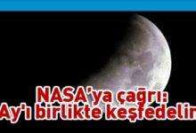 Photo of Rusya'dan NASA'ya çağrı