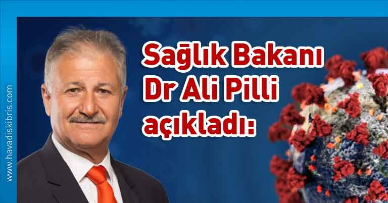 Sağlık Bakanı Dr Ali Pilli