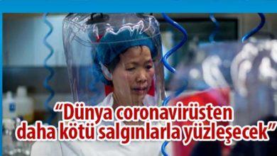 Photo of Çinli virolog Shi Zhengli uyardı