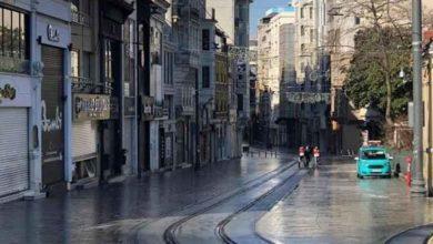 Photo of Türkiye'deki 15 ilde sokağa çıkma kısıtlaması başladı