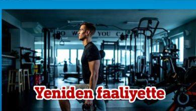 Photo of Spor salonları açıldı