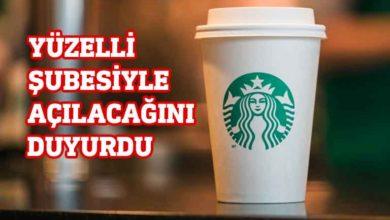 Photo of Starbucks İngiltere'de mağazalarını açıyor