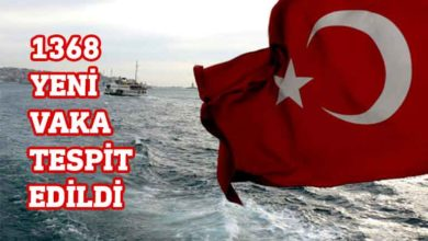 Photo of Türkiye'de koronavirüsten 44 kişi hayatını kaybetti