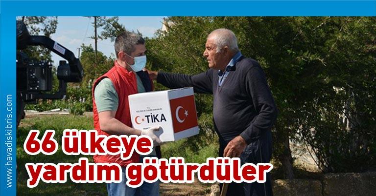 Türk İşbirliği ve Koordinasyon Ajansı Başkanlığı (TİKA), bu ramazanda 66 ülkede 100'ü aşkın projeyle yaklaşık 700 bin ihtiyaç sahibine ulaştı.