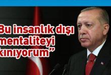 Photo of Erdoğan, ABD'deki polis şiddetini kınadı