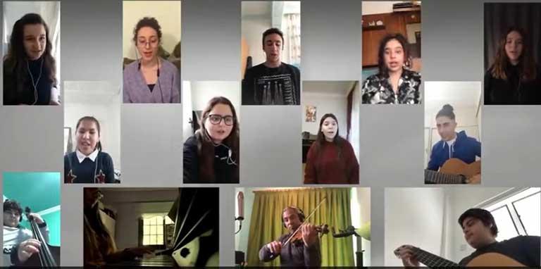 Telsim-Freezone Liselerarası Müzik Yarışması