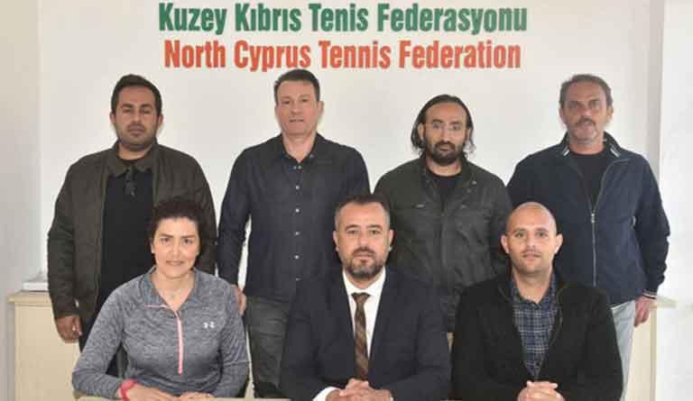 Tenis Federasyonu yönetim kurulu