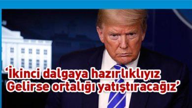 Photo of Trump: Ekonomik faaliyetleri durdurmayacağız