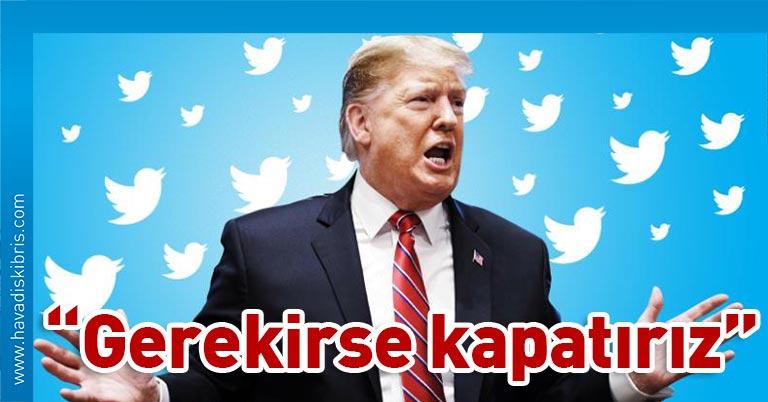 Beyaz Saray Sözcüsü Kayleigh McEnany, ABD Başkanı Donald Trump'ın, bugün sosyal medya platformlarına ilişkin bir kararname imzalayacağını açıkladı.