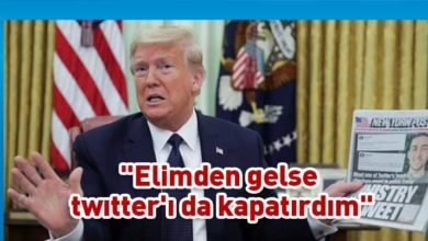 Photo of Trump, sosyal medya platformlarına yönelik kararnameyi imzaladı