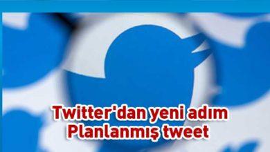 Photo of Twitter'da 'planlanmış tweet' dönemi