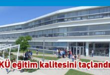 Photo of UKÜ, EPDAD'tan aldığı üç akreditasyon ile kalitesini taçlandırdı