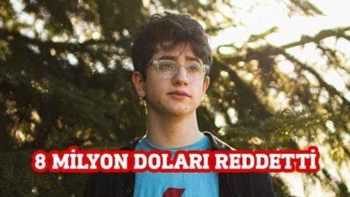 Photo of 17 yaşında corona virüs sitesi kuran lise öğrencisi 8 milyon doları reddetti