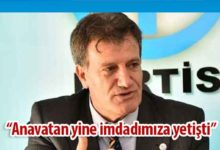 Photo of YDP: Türkiye'nin kredi ve hibe musluklarını açmasını şükranla karşılıyoruz