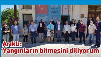 Photo of YDP tüm ilçelerde bayramlaşma töreni düzenledi