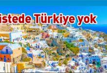 Photo of Yunanistan turist kabul edeceği ülkelerin listesini açıkladı