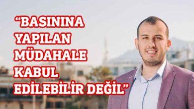 """Photo of Avcıoğlu: """"Kimse kimsenin düşünce özgürlüğüne müdahale hakkına sahip değildir, olmamalıdır."""""""