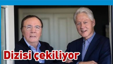 Photo of ABD eski başkanı Bill Clinton'dan yeni roman
