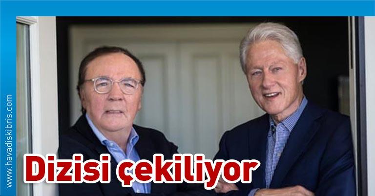 ABD eski başkanı Bill Clinton ve gerilim romanları yazarı James Patterson ikinci kez işbirliği yapıyor.