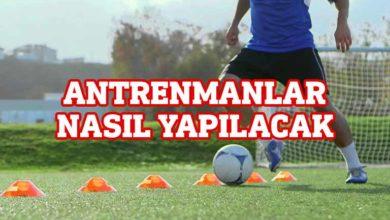 Photo of Sertoğlu, futbol antrenmanlarının nasıl yapılabileceğini açıkladı