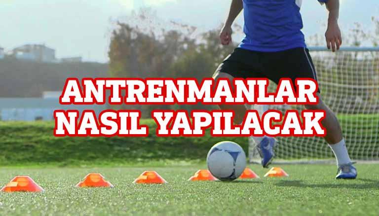 Futbol Antrenman