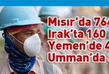 Photo of Arap ülkelerinde koronavirüs ölümleri artıyor