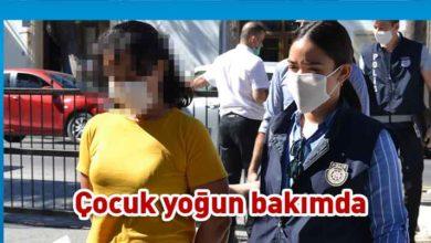 Photo of Bakıcıya 1 gün tutukluluk verildi