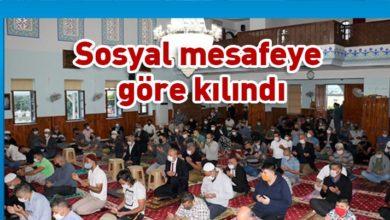 Photo of Toplu ibadetler Bayram namazı ile başladı