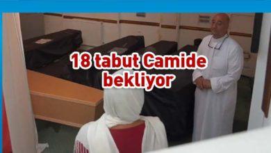 Photo of 18 Kıbrıslı Türk'ün cenazeleri Londra'da bekliyor